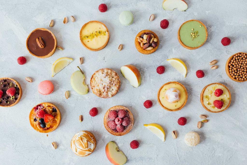 KEET tartelettes fruit