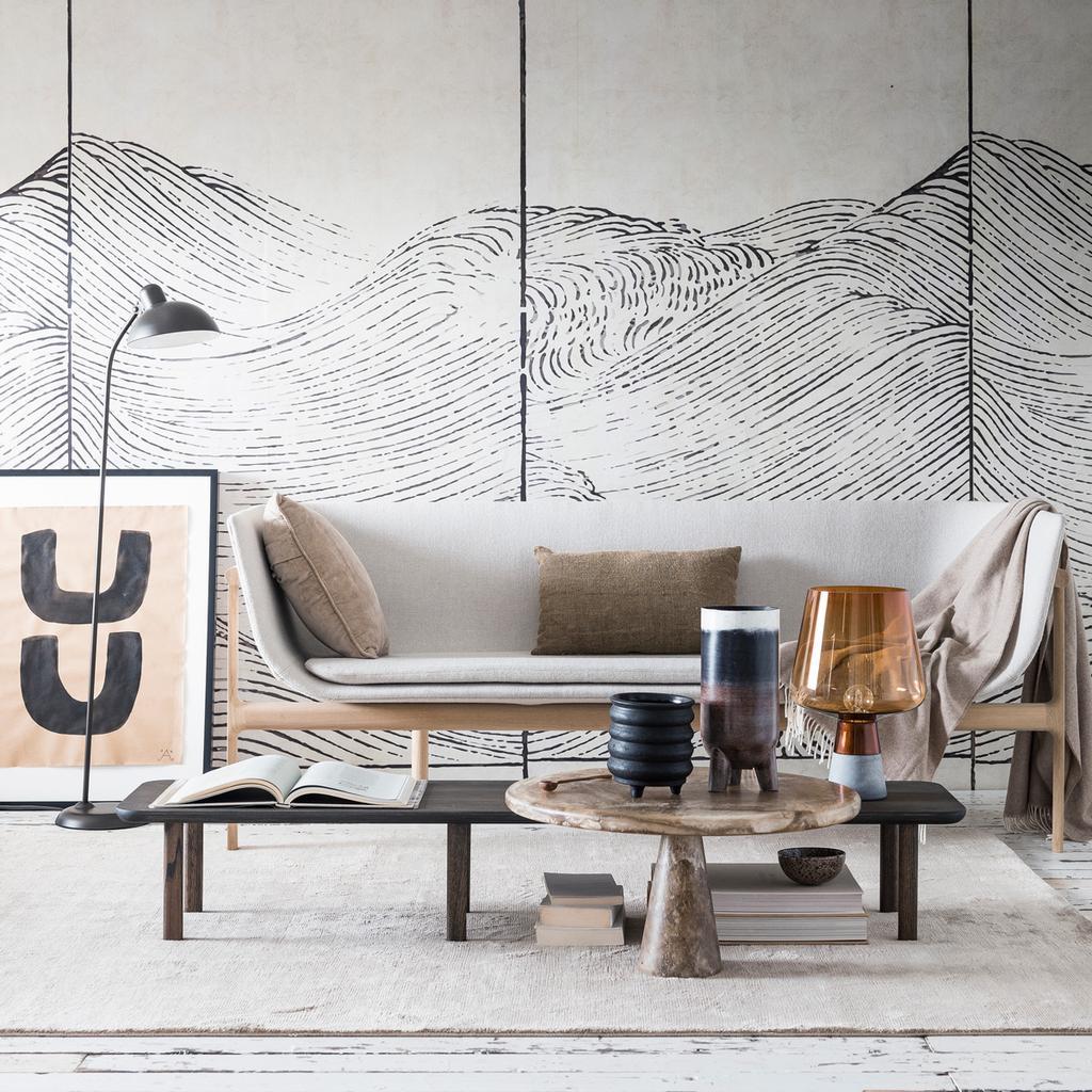 vtwonen 04-2018 | styling Danielle Verheul, fotografie Sjoerd Eickmans | vtwonen behang