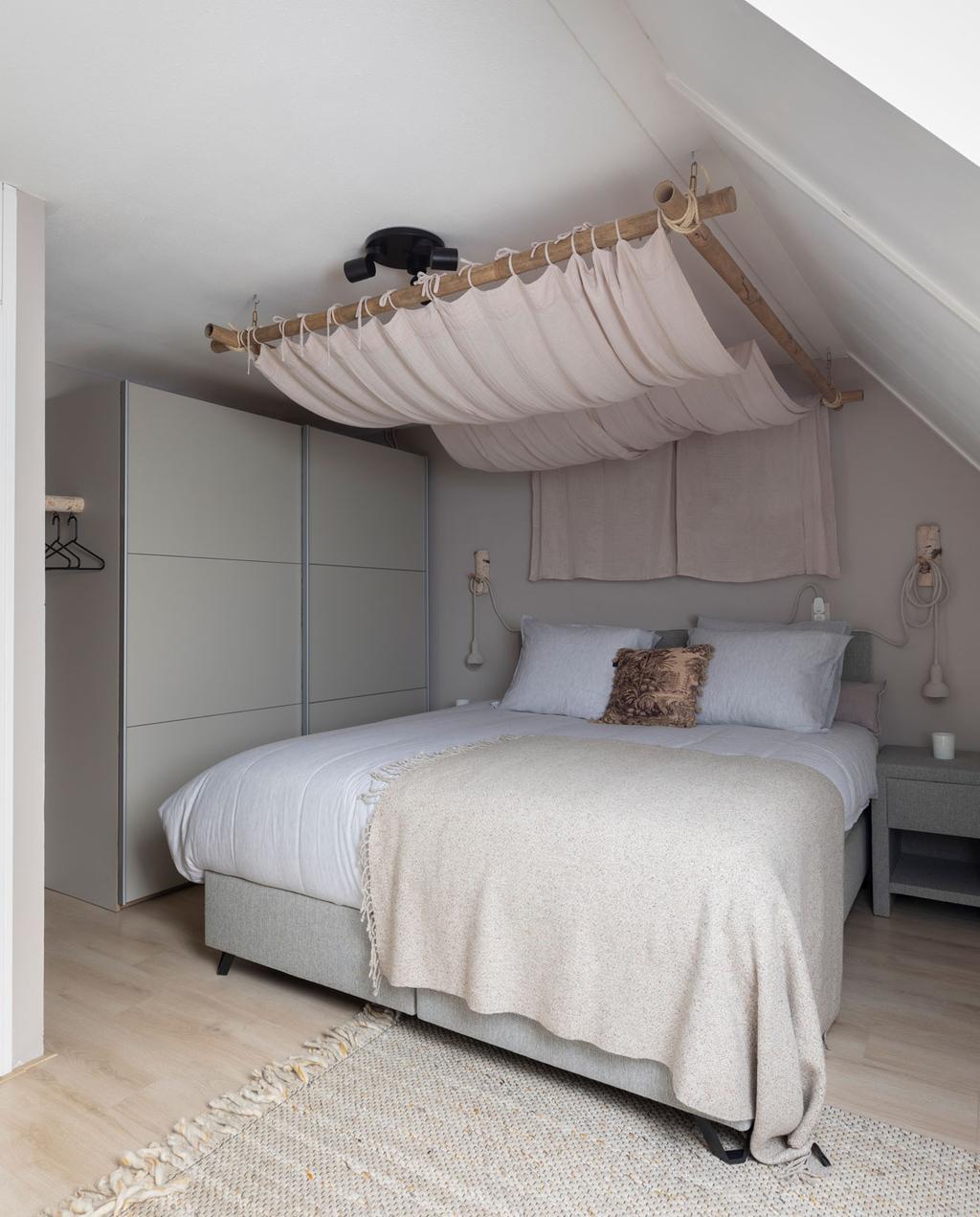 6 redenen om voor een slaapkamer in natureltinten te gaan