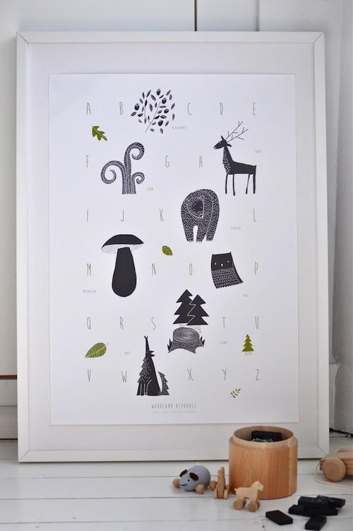 print poster kinderen