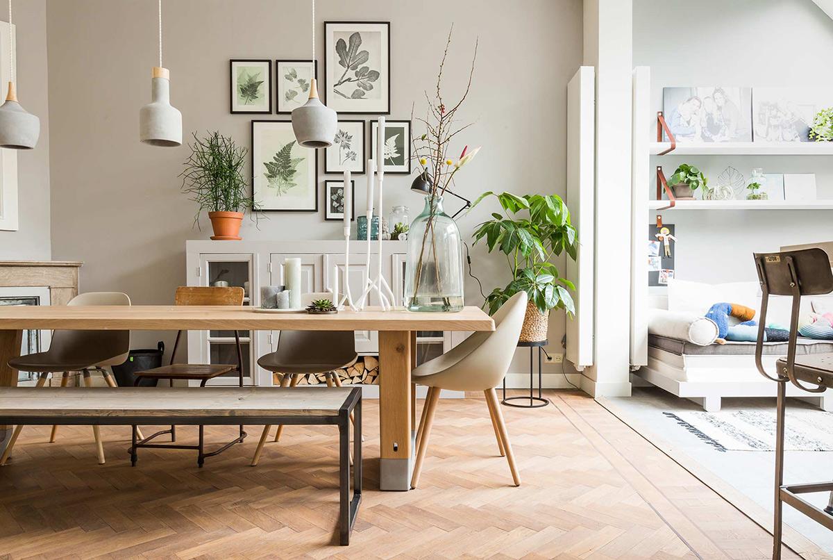 Duurzaam woning bouwen
