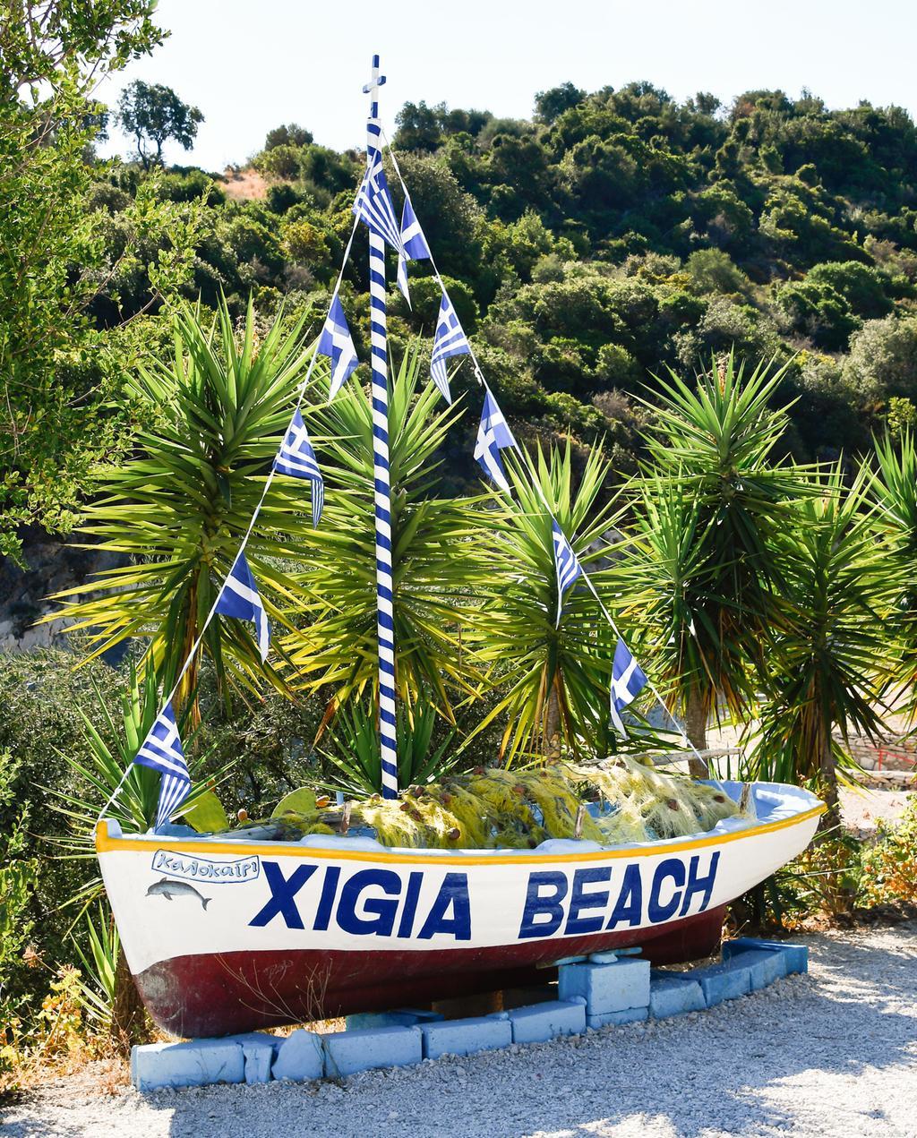 vtwonen 1-2020 | Zakynthos Xigia Beach