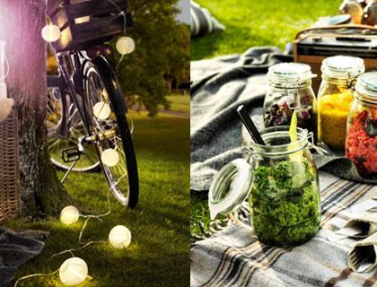 Zomerse IKEA picknick