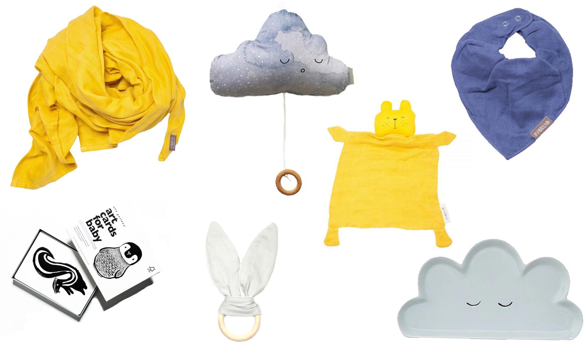 Babykamer items