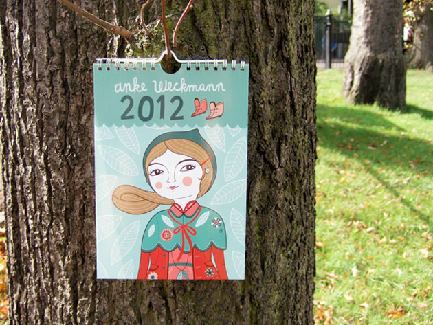 kalender Anke Weckmann