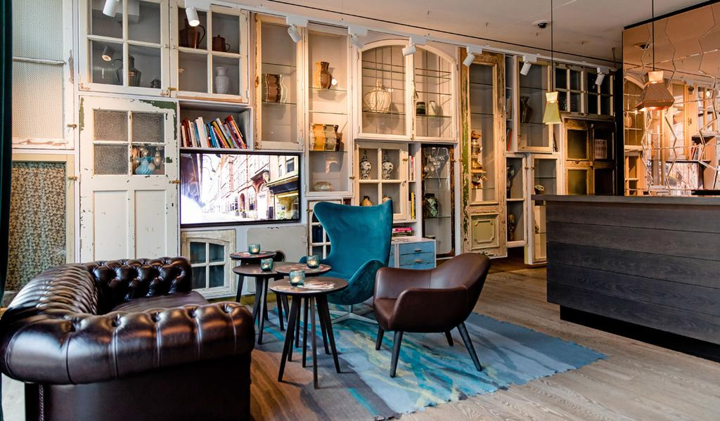 motel one waterlooplein
