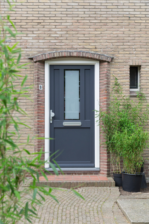 Nieuwe voordeur select windows