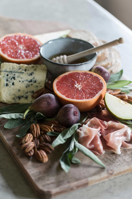 parfum & couleurs d'automne nourriture