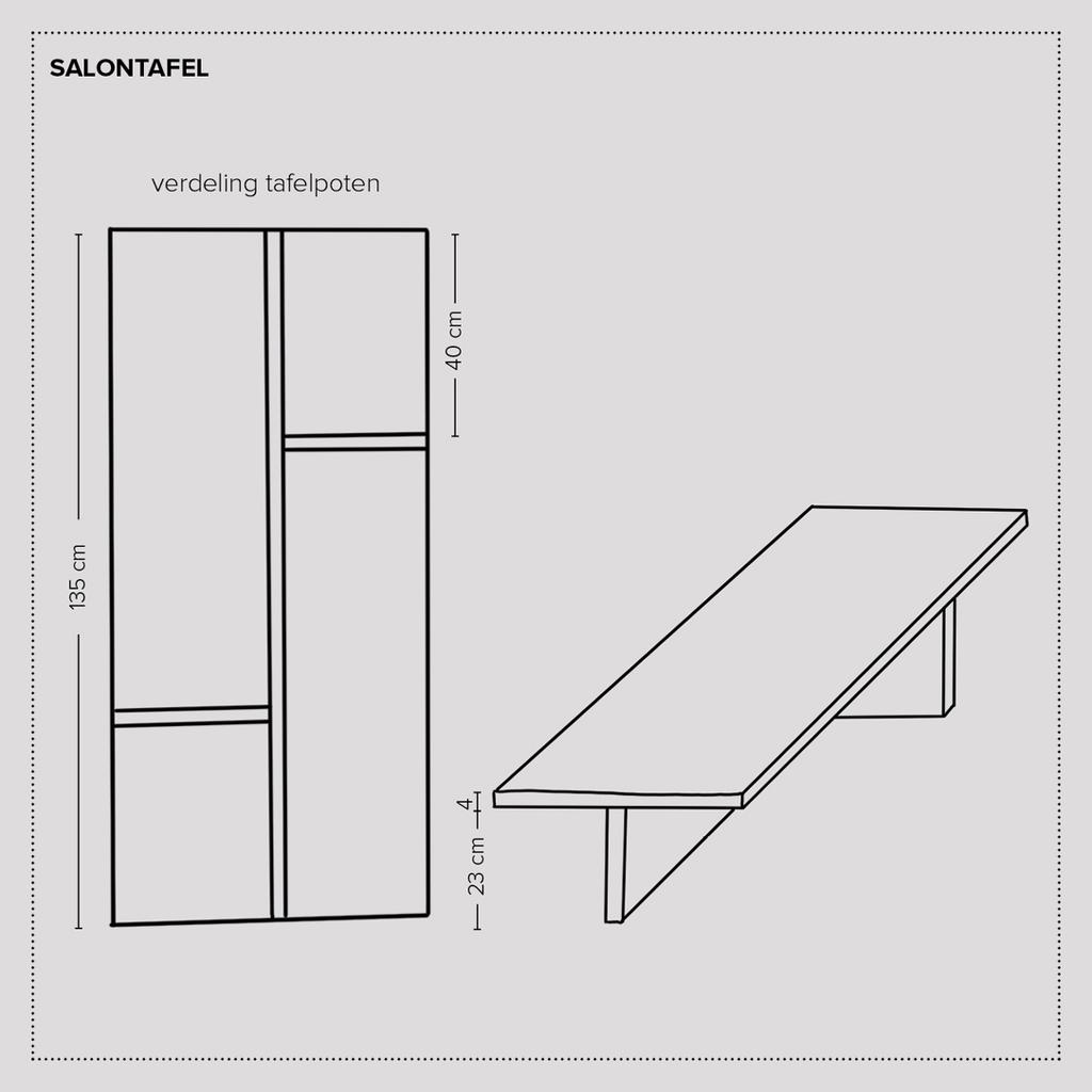vtwonen 1-2020 | DIY salontafel werk afdruk