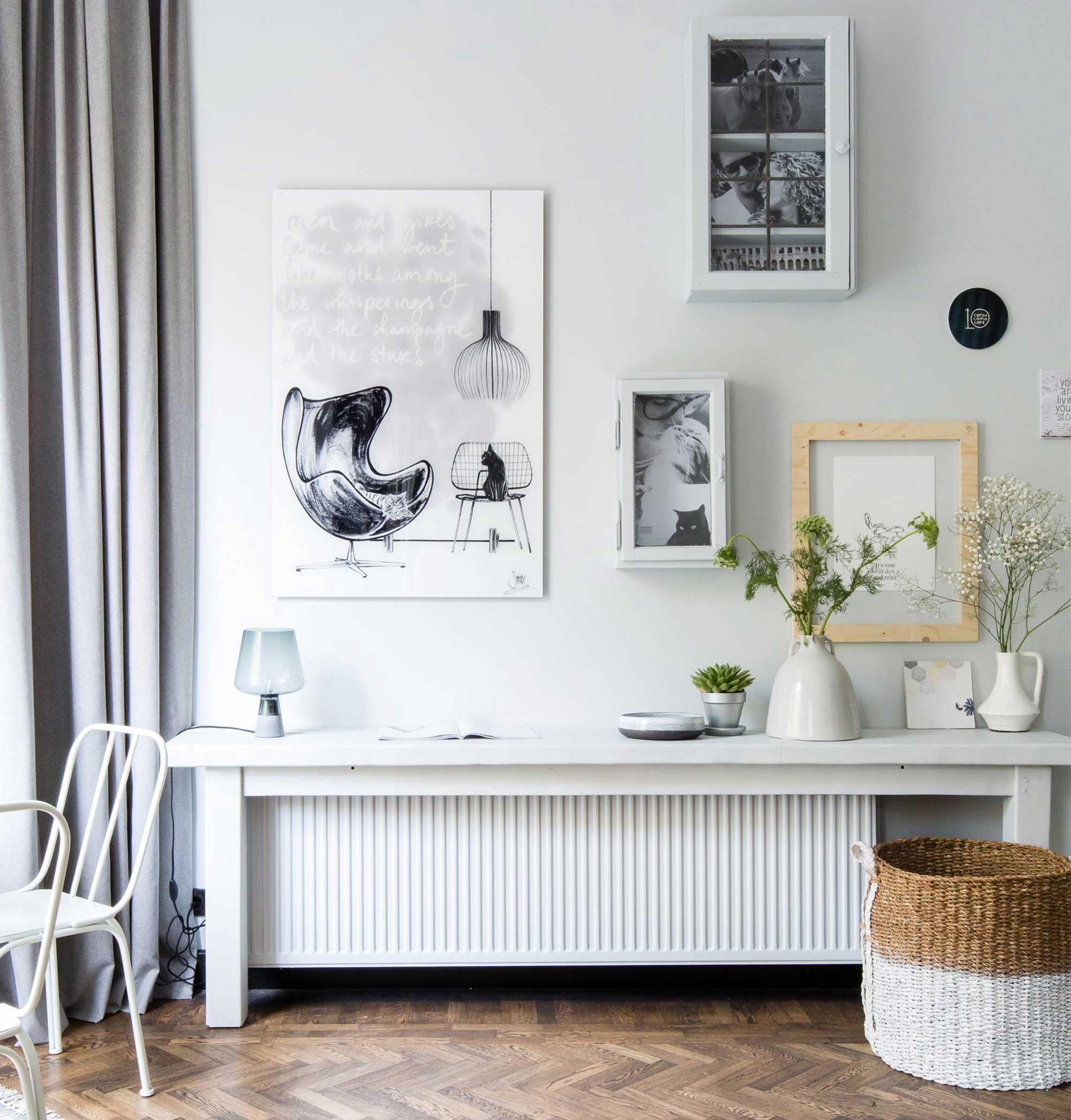 Wanddecoratie - Aluminium