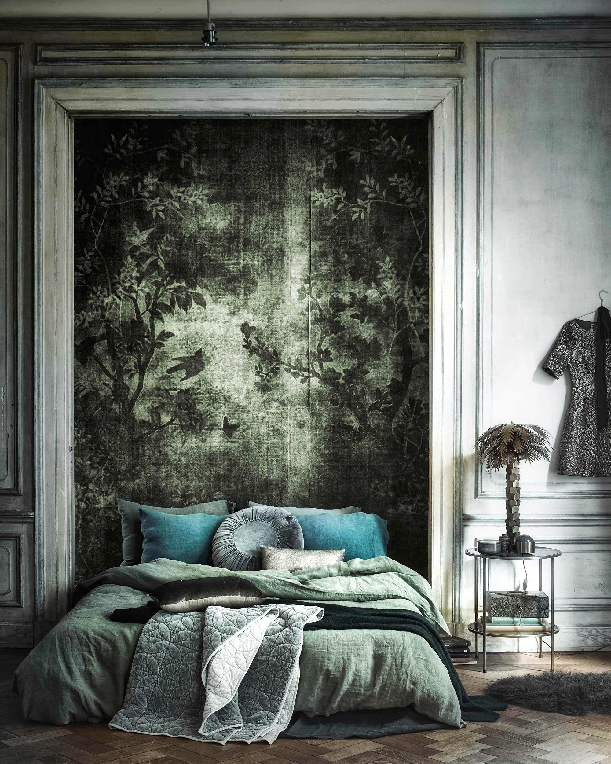 sprookjesachtige slaapkamer