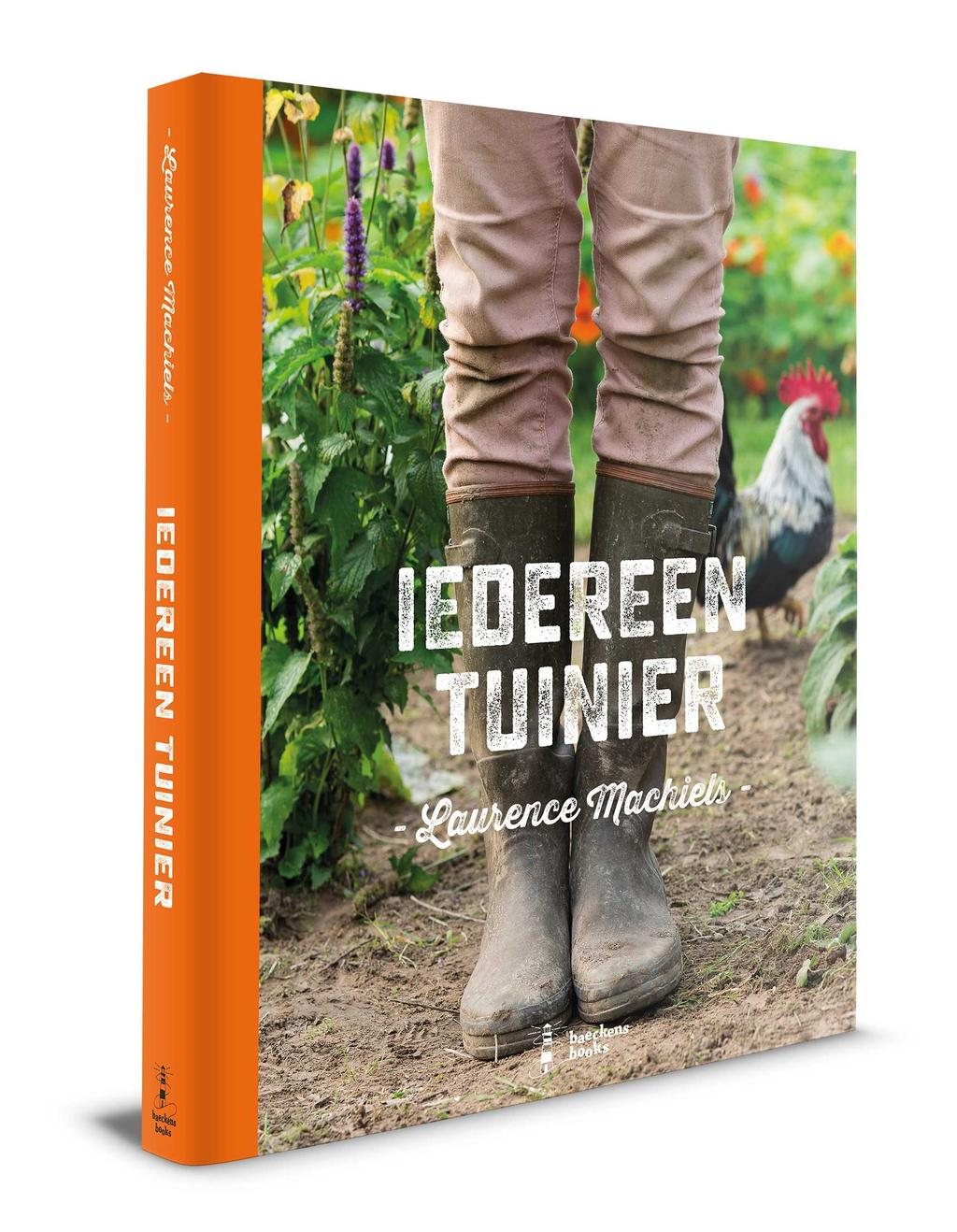 Iedereen Tuinier Laurence Machiels 1