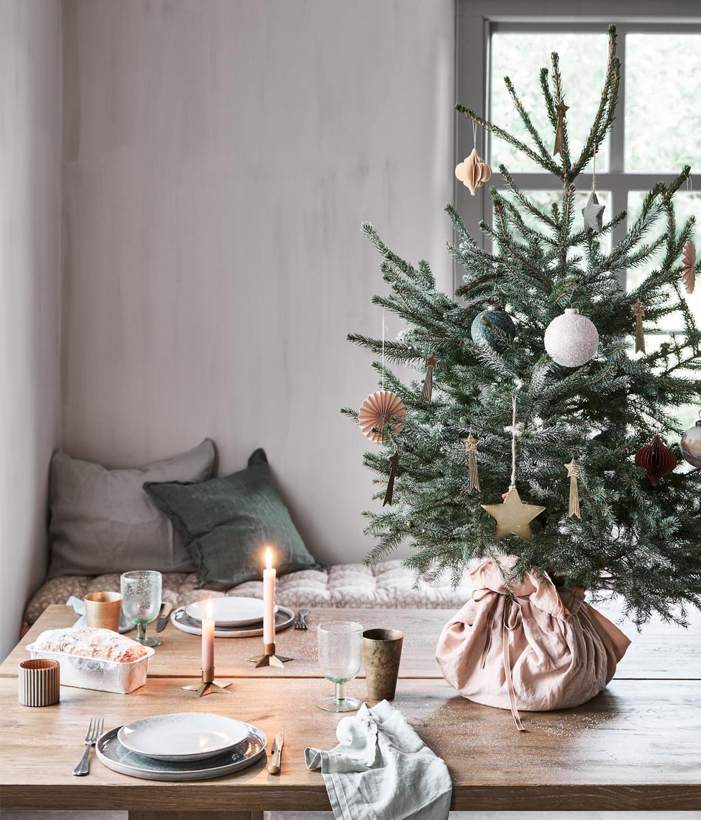 Speels kersthuis | kerstboom |  special 12-2020