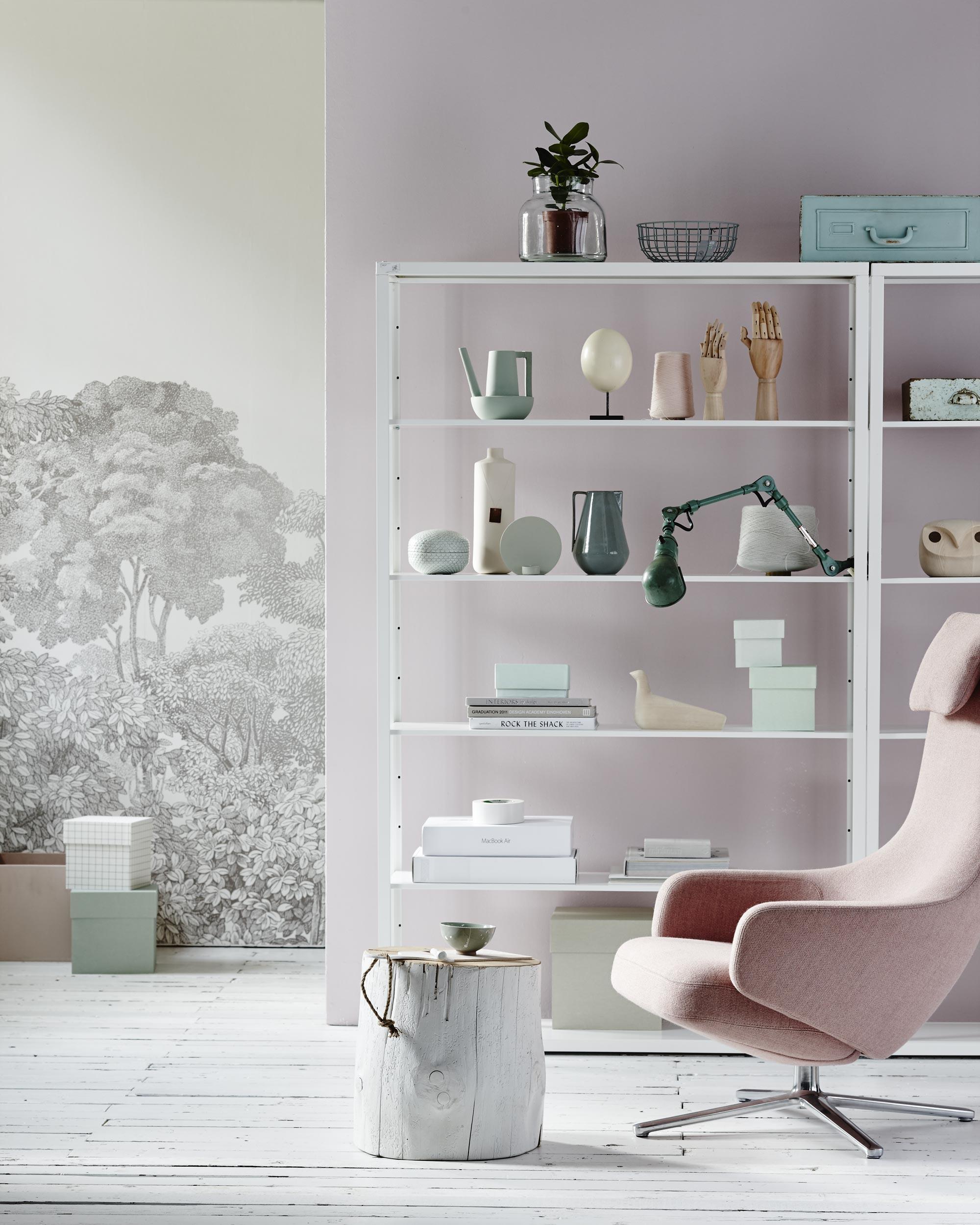 Design Glazen Bijzettafeltjes.Design Budget In Pastelkleuren Vtwonen