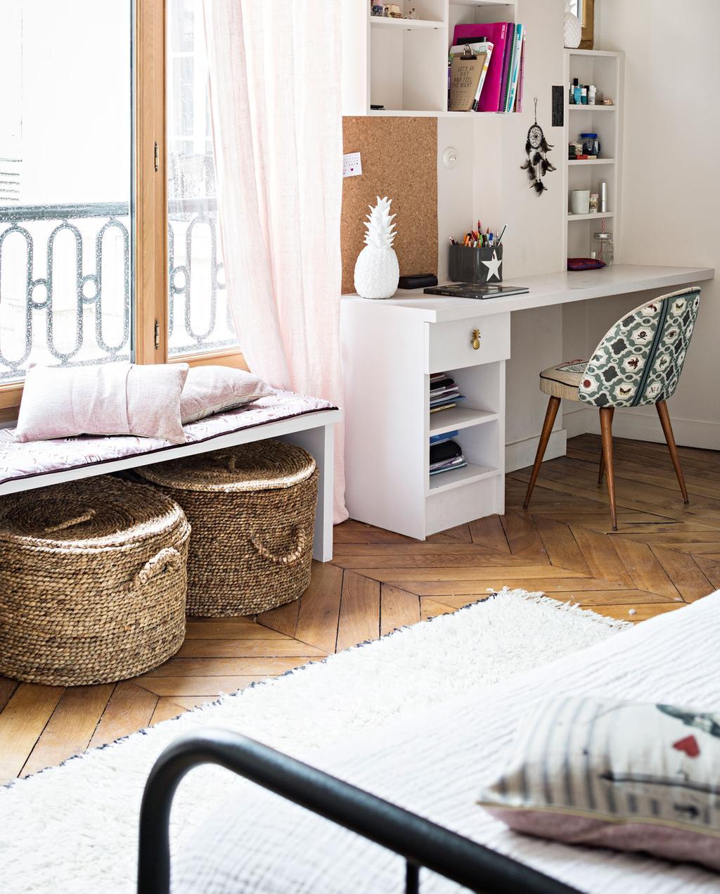 vtwonen 10-2019 | slaapkamer met vloerkleed
