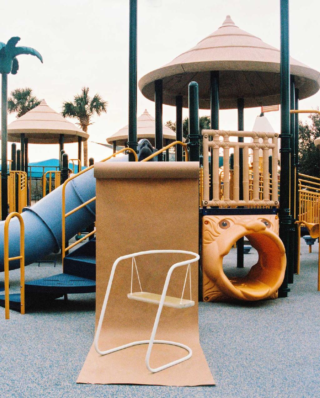 vtwonen blog StudentDesign | design voor buiten | schommelstoel voor volwassenen
