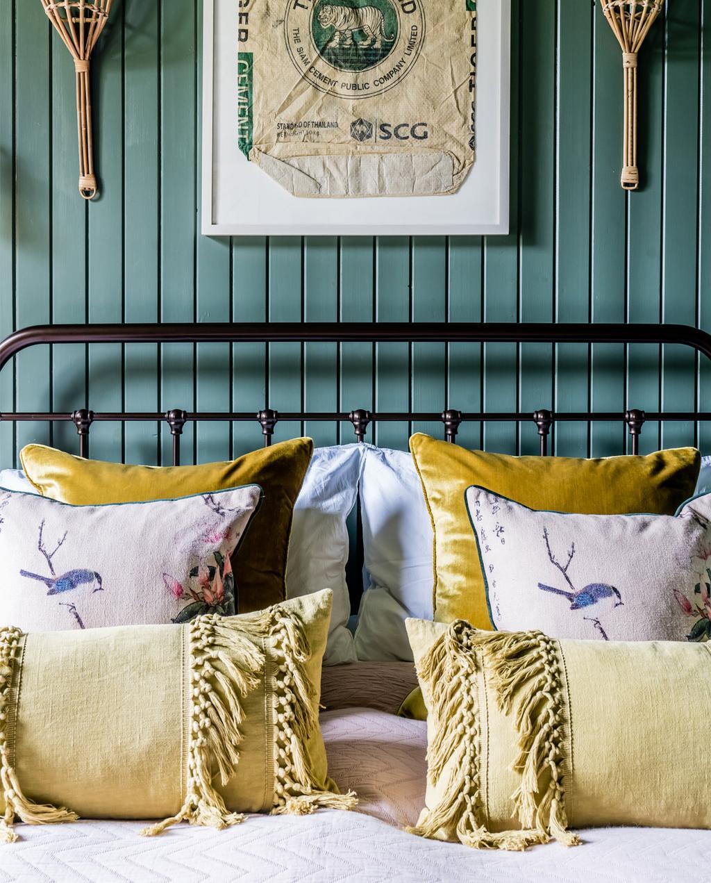 vtwonen | binnenkijken | Edinburgh | slaapkamer