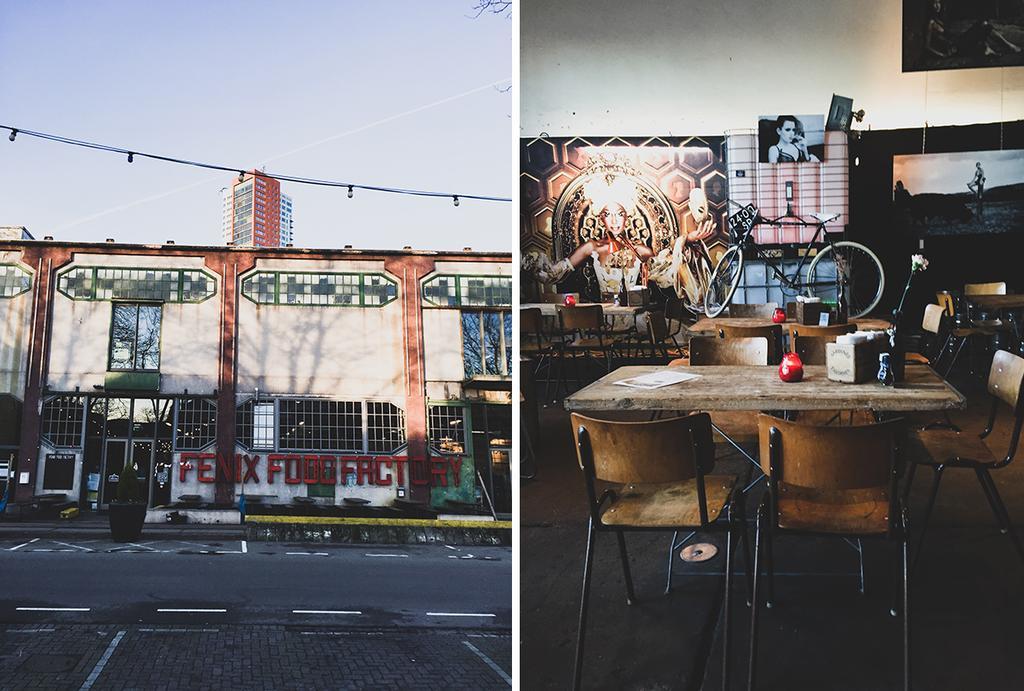 Citytrip Rotterdam Fenix Food Factory en Posse