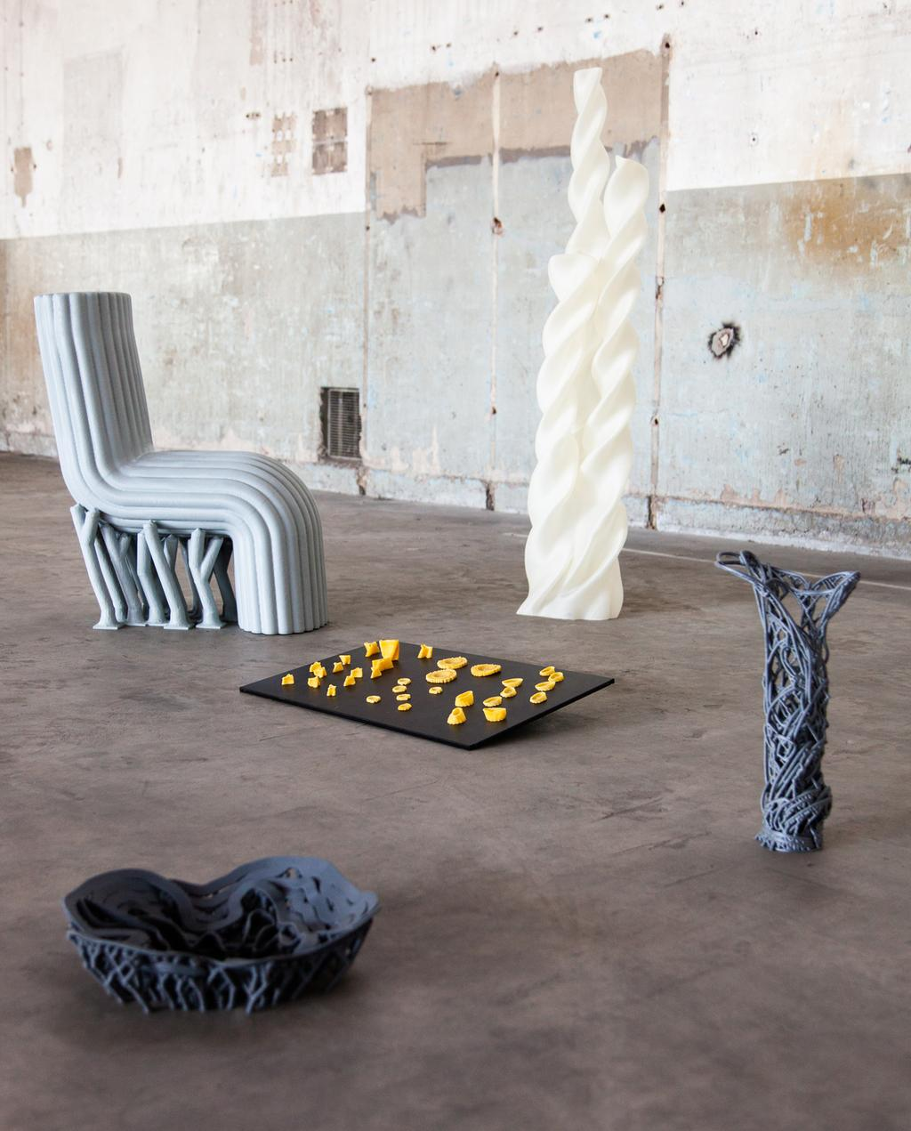 vtwonen | studentdesign | pasta meubels