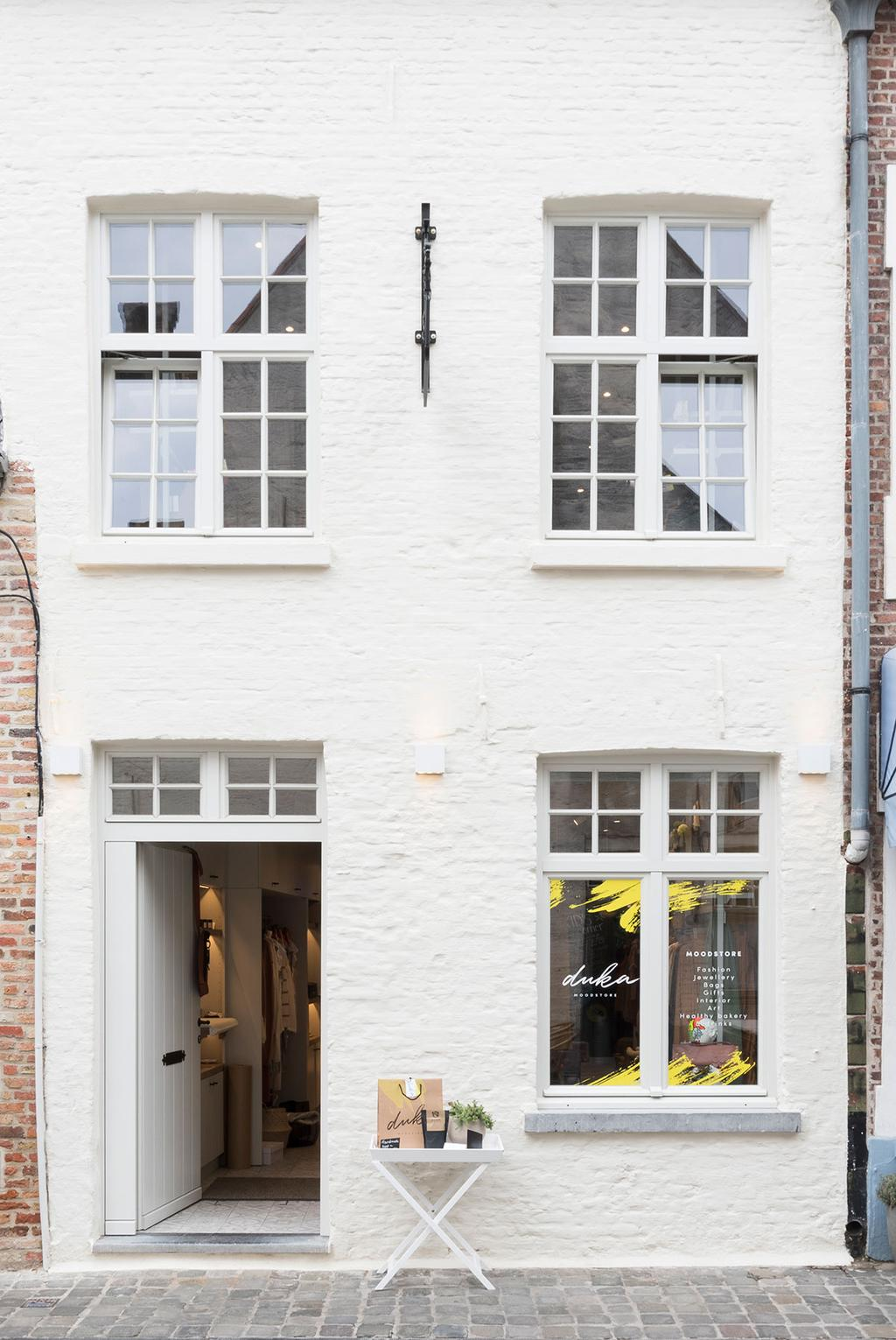 Duka Moodstore in Brugge