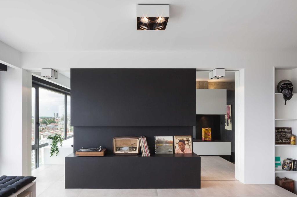 blanc noir penthouse