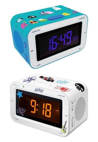 Kinder wekkerradio