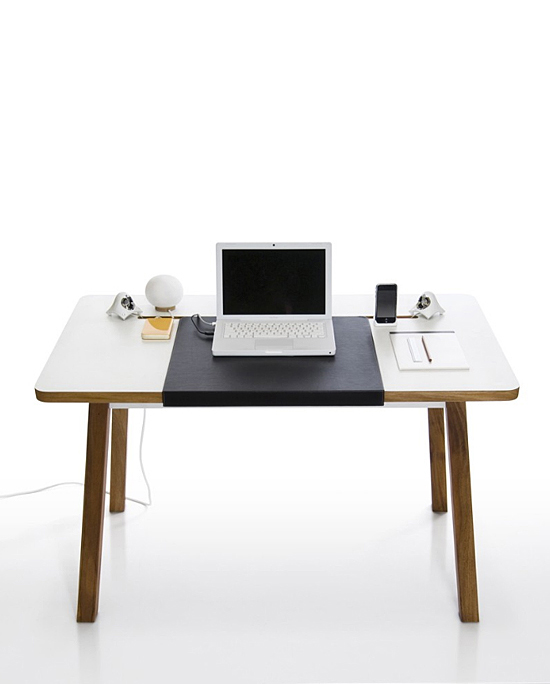Thuiswerk bureau - StudioDesk by Bluelounge