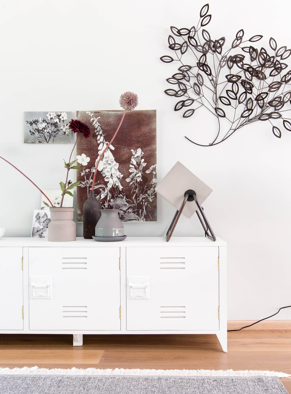 wanddecoratie aluminium