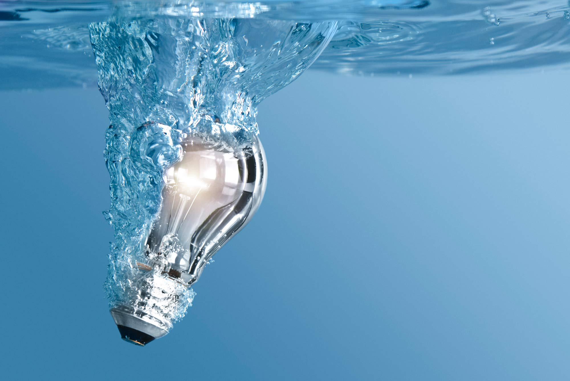 water energie