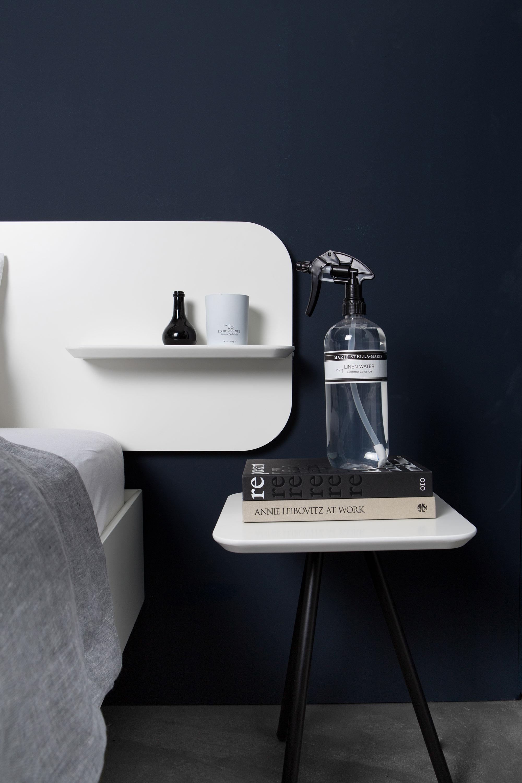 trecompany duurzaam bed nachtkastje met marie stella maris producten