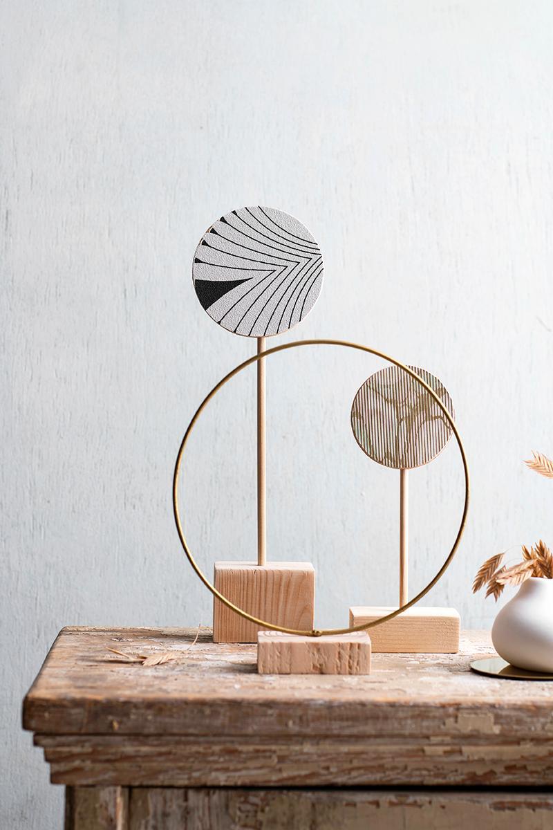 6x creatief met ronde vormen