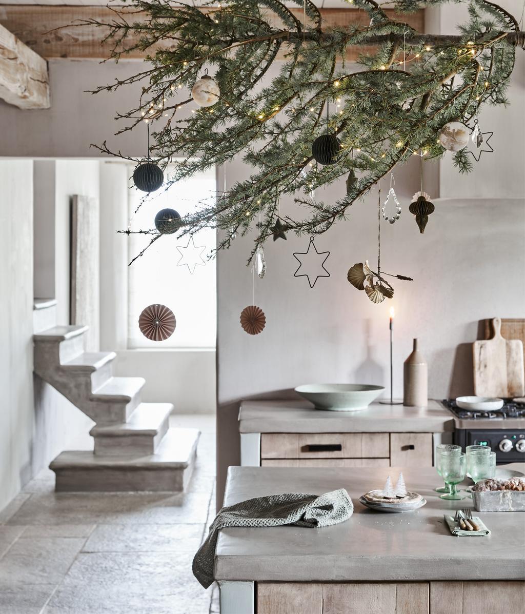 Speels kersthuis | keuken |  special 12-2020