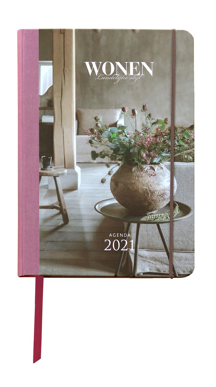 wonen landelijke stijl agenda 2021 packshot