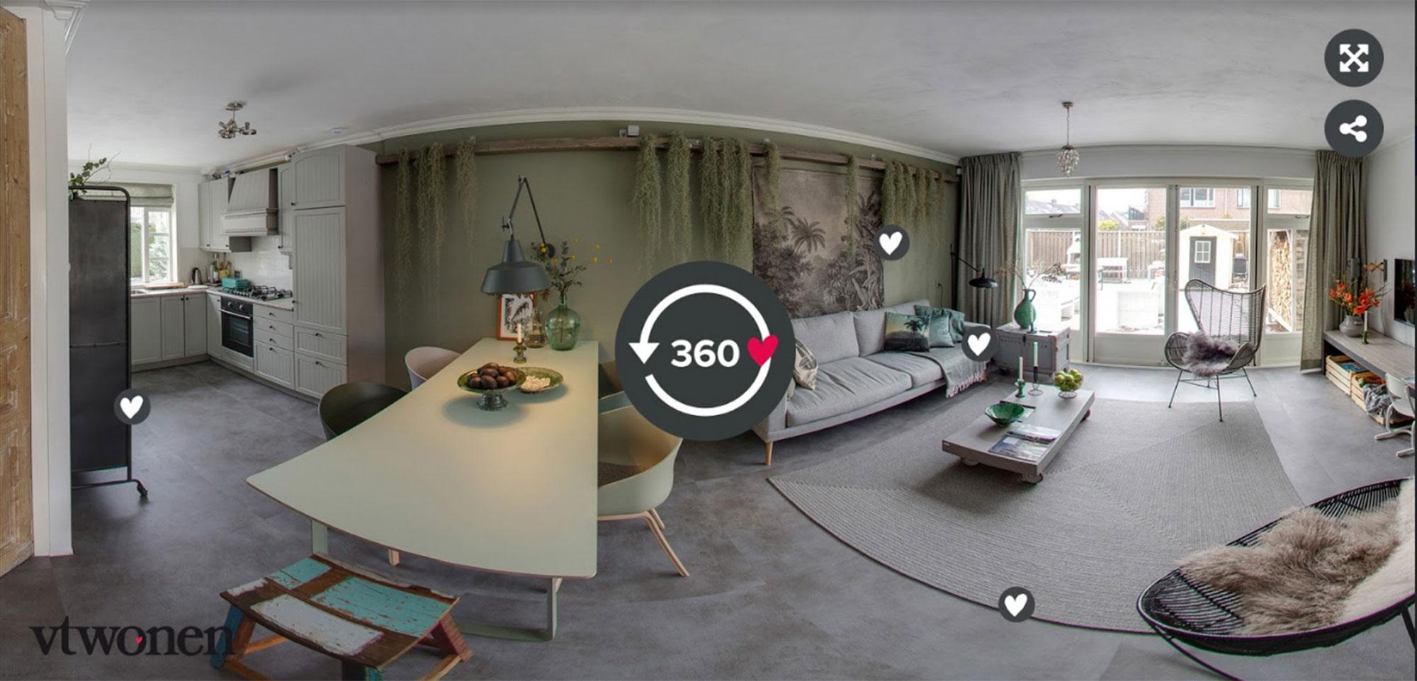 360° tour