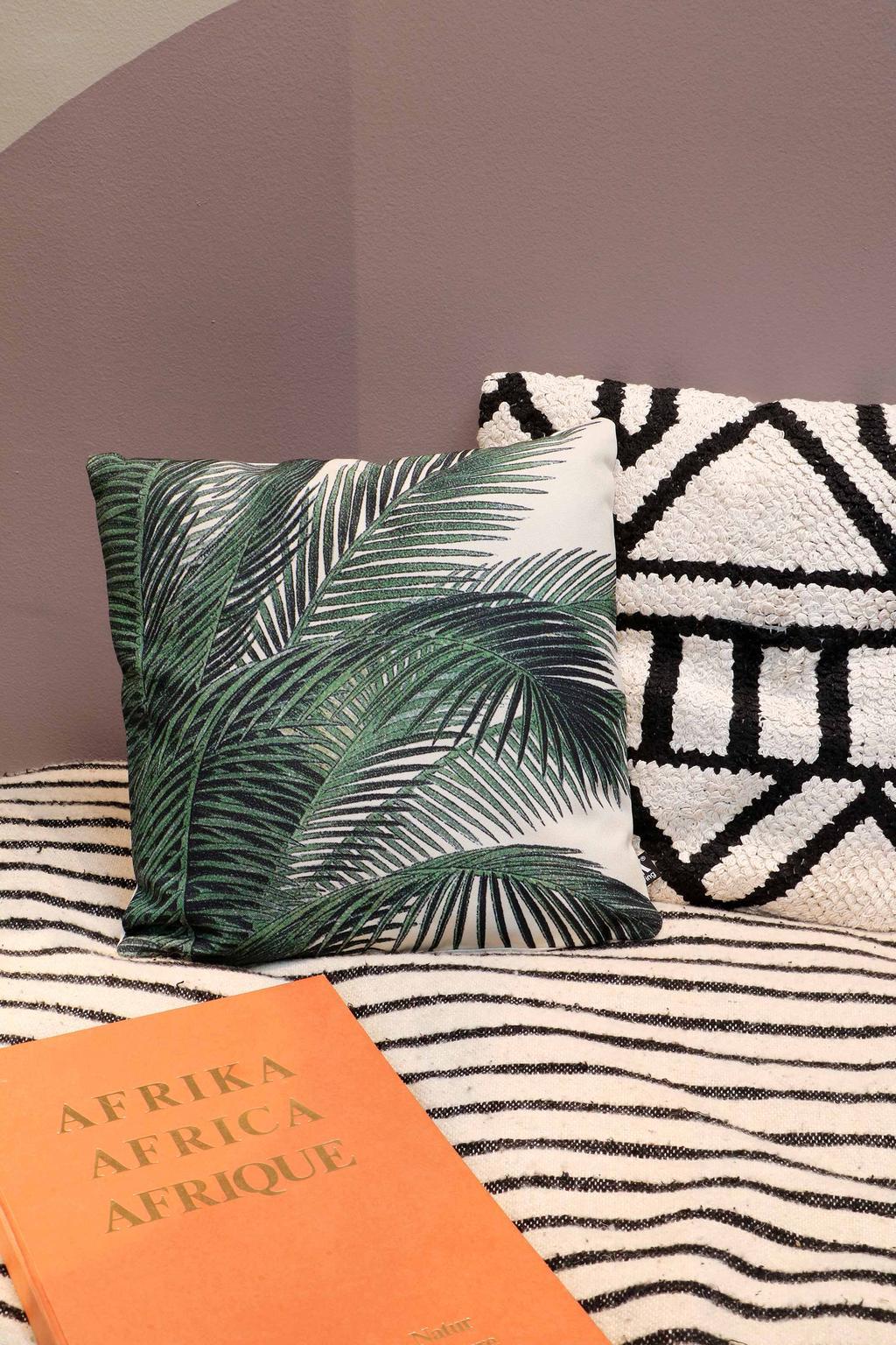 Etnische slaapkamer botanisch kussen My Attic