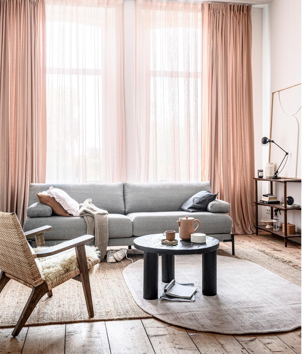 Raamdecoratie op maat | woonkamer | vtwonen 13-2020