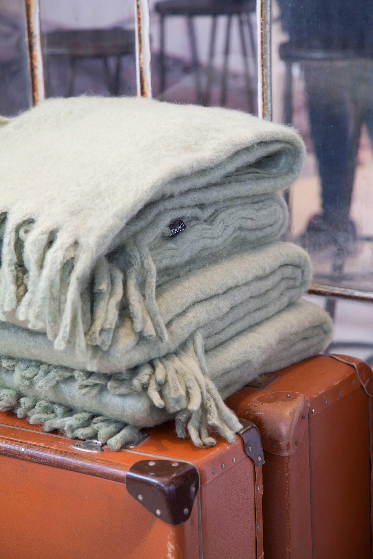 plaid koffer