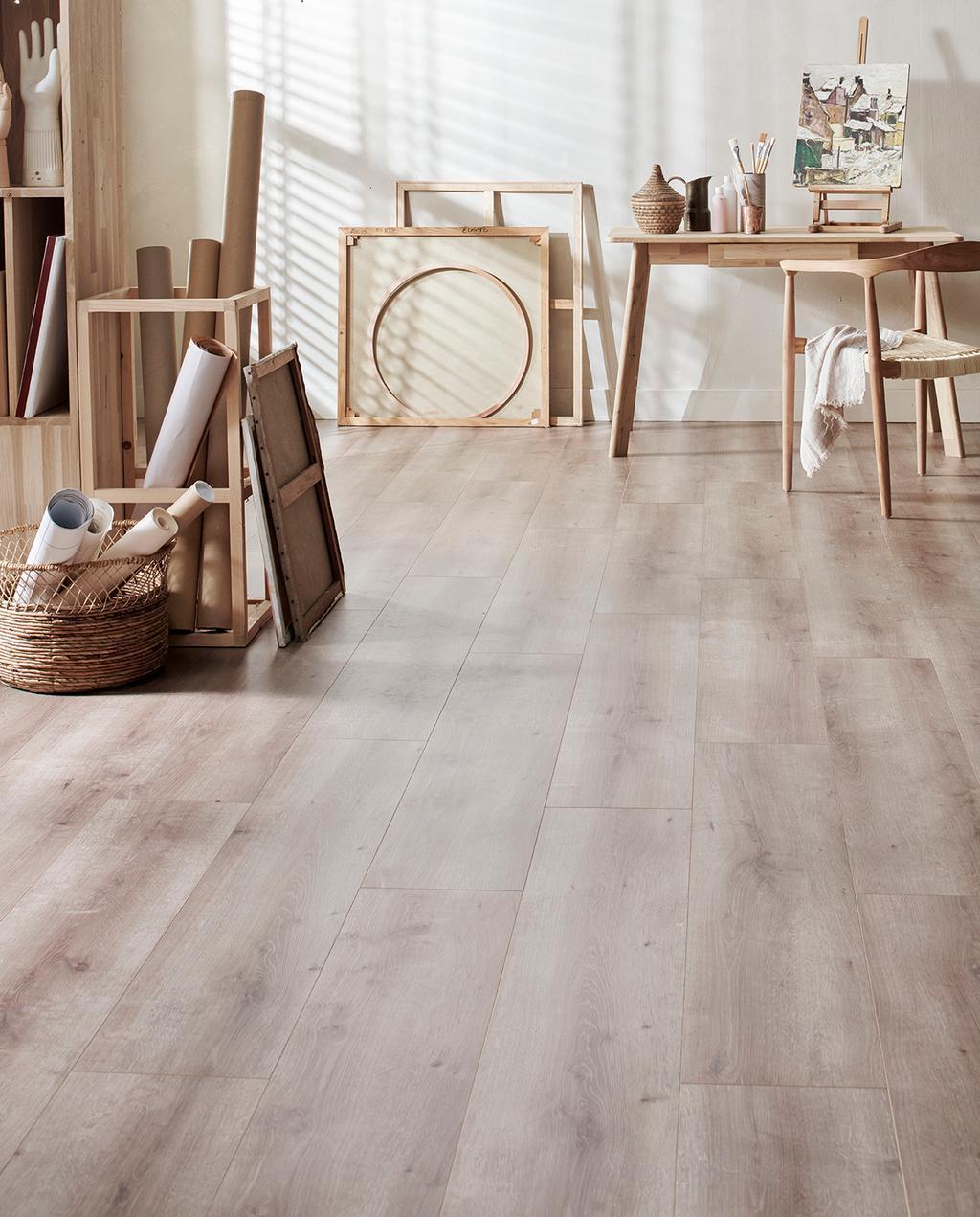 Van duurzame vloer tot houten jaloezieën: zo leg je de perfecte basis in huis - Karwei