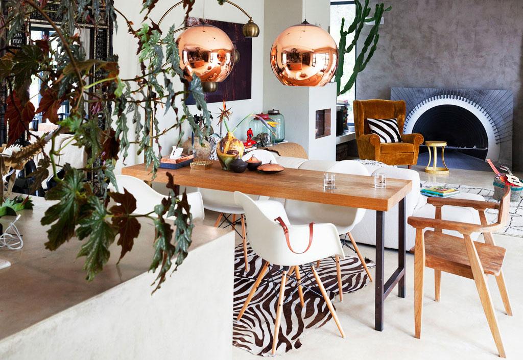 Trend: een interieur zoals op Ibiza