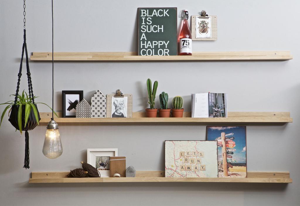 6x alternatief voor nachtkastjes - fotolijstplank - vtwonen