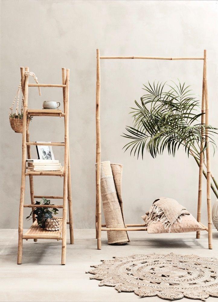 Bamboe ladder van Lene Bjerre