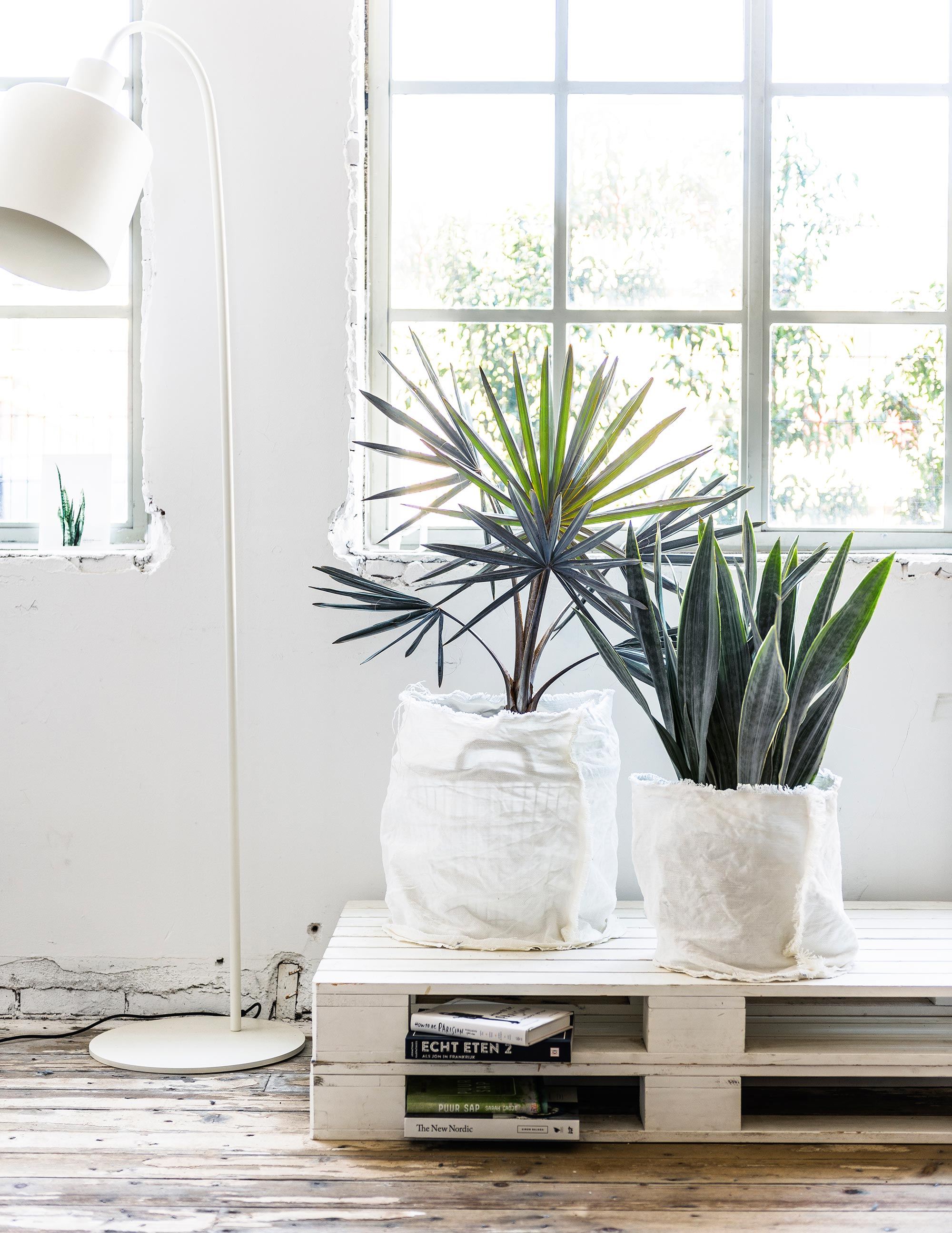 DIY plantenzak