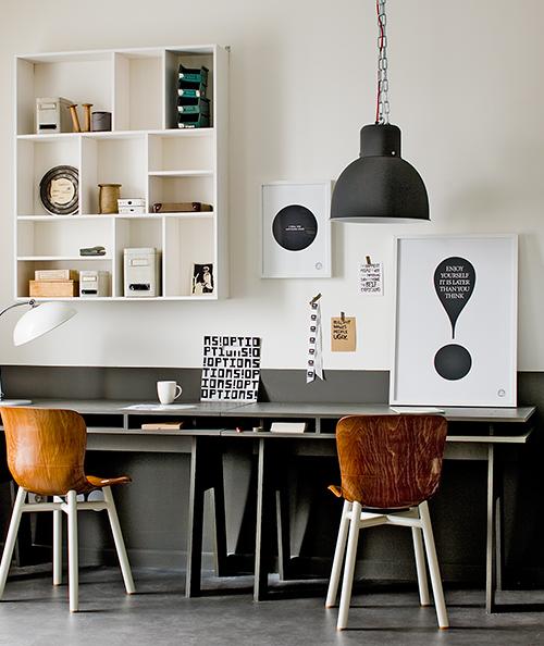 bureau werkkamer