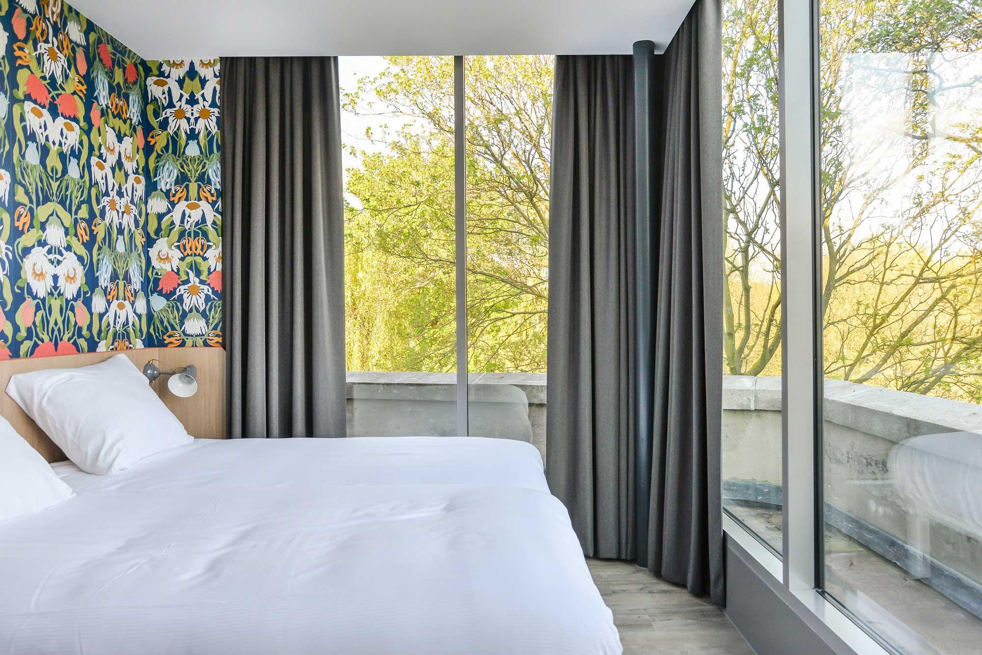 Slaapkamer Generator Hostel Amsterdam