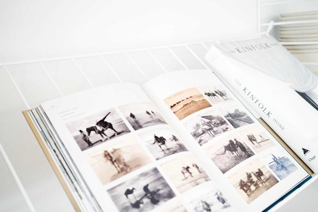 kustfotografie boek kinfolk