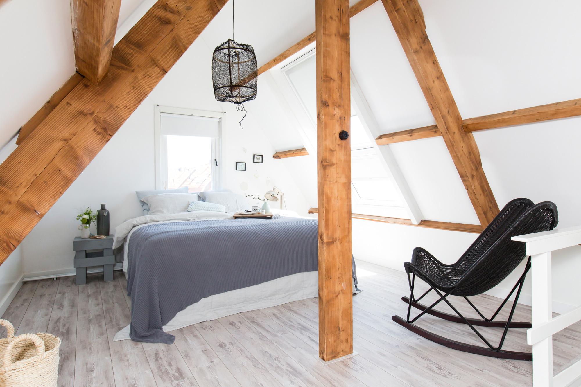 zolder slaapkamer-findio