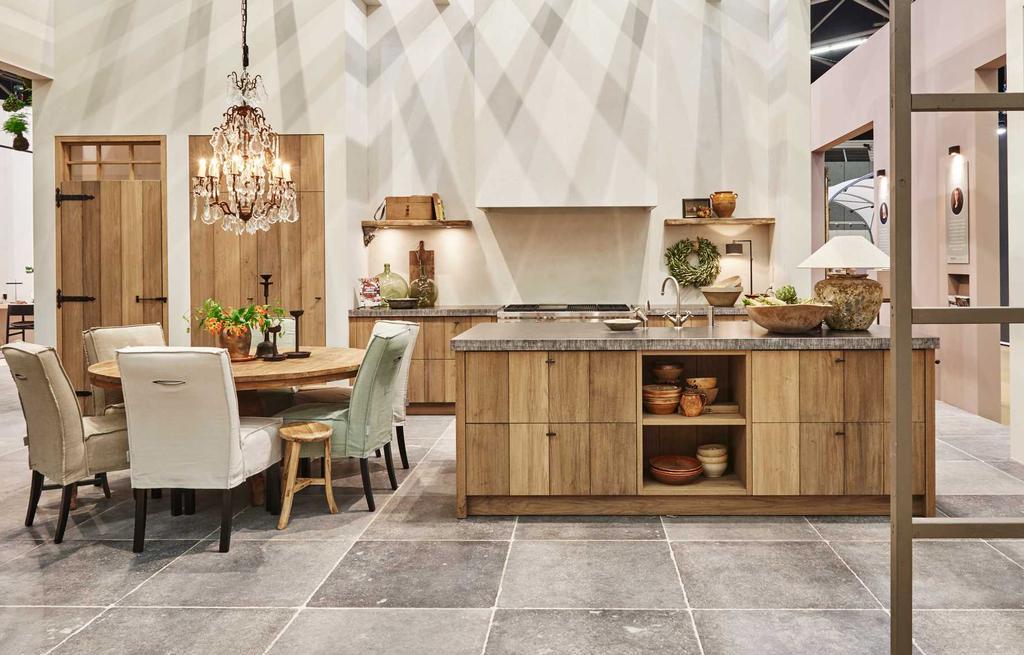 vt wonen&design beurs keuken tinello