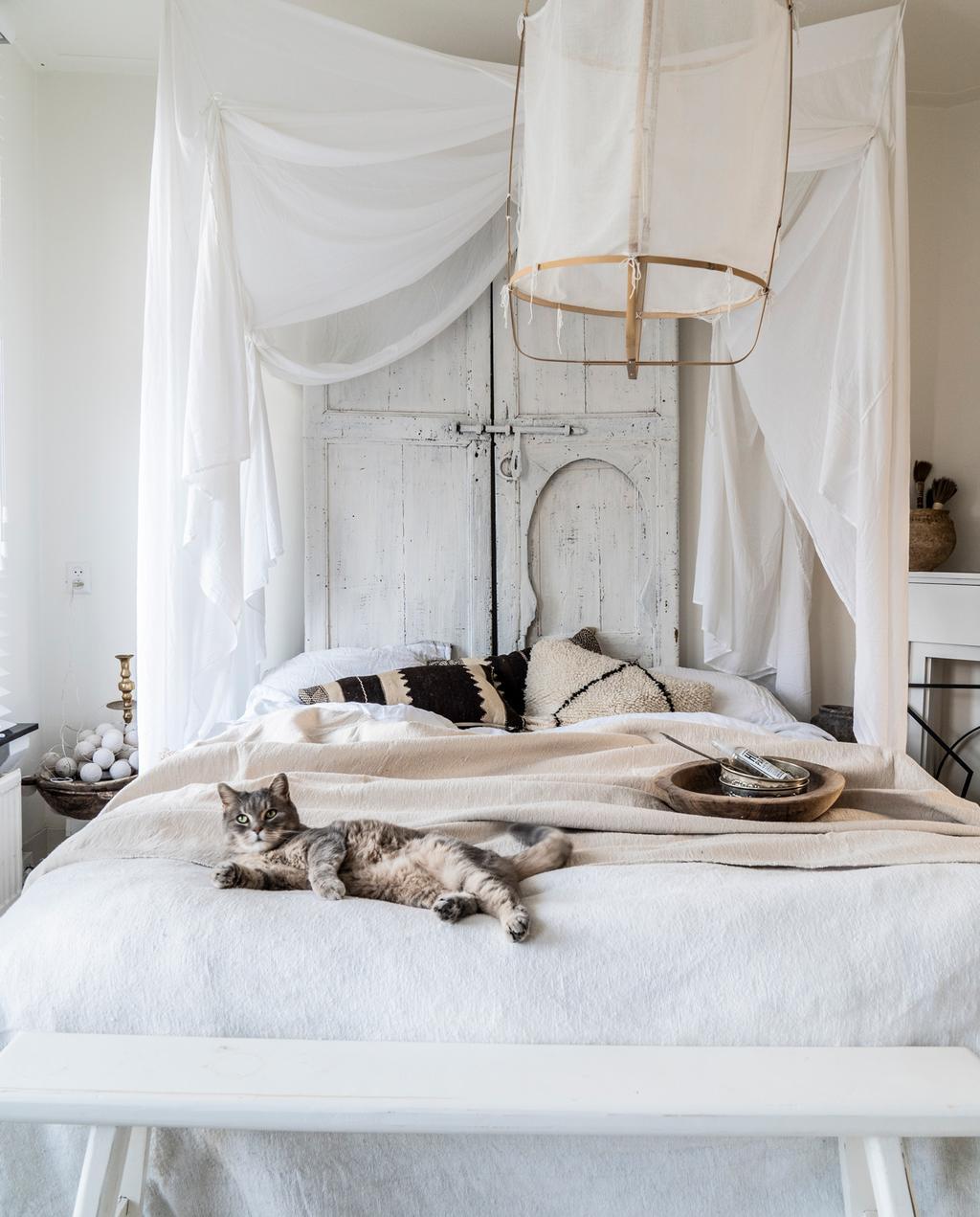 vtwonen binnenkijken special 2019 | slaapkamer wit