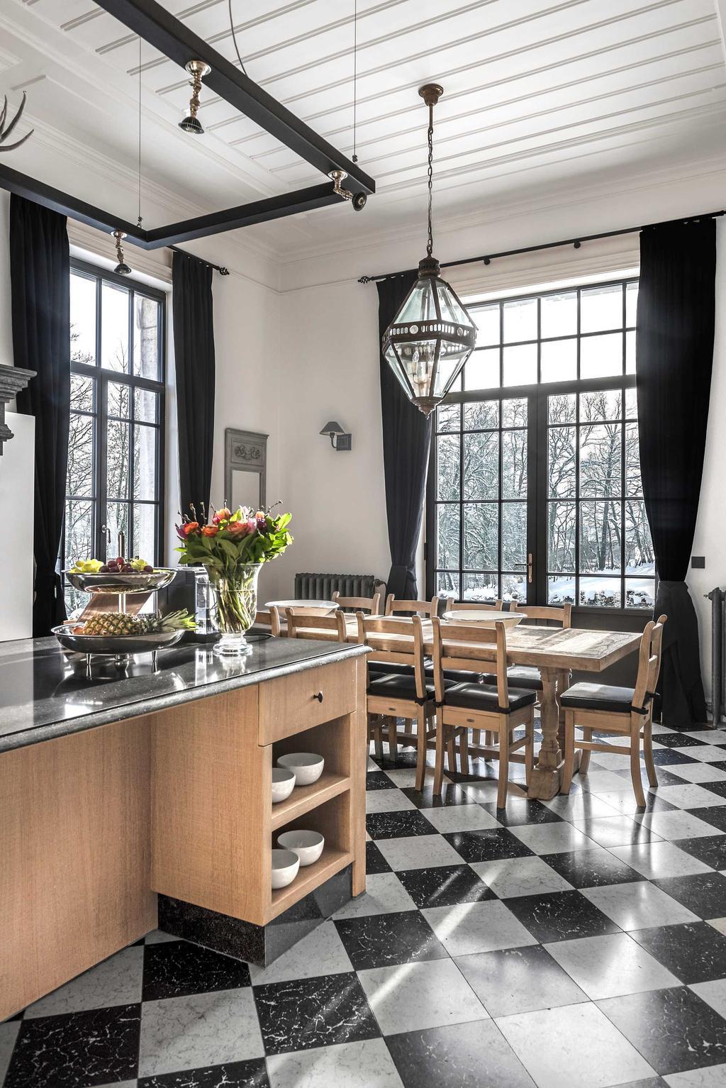 tegels keuken vloer