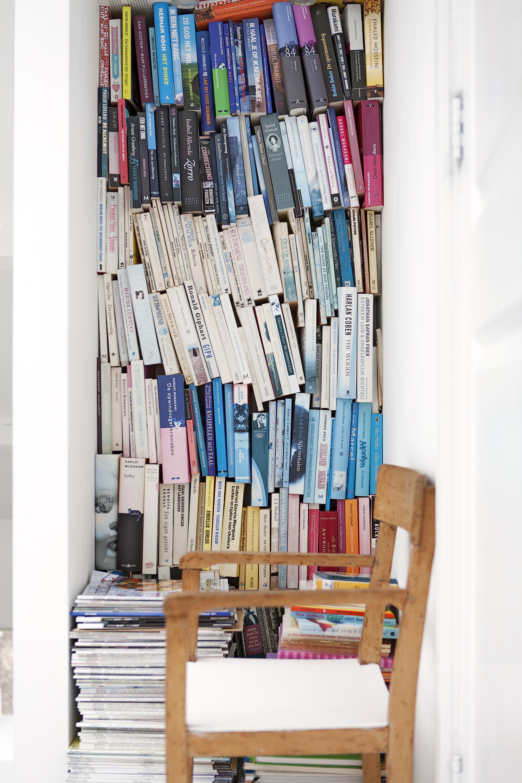 boekenkast stoel